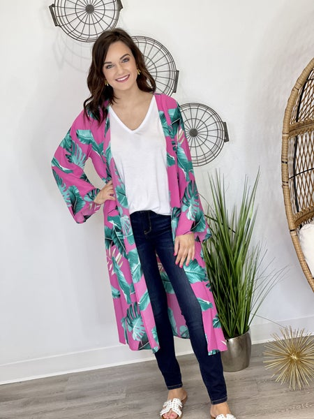 The Tropical Short Duster