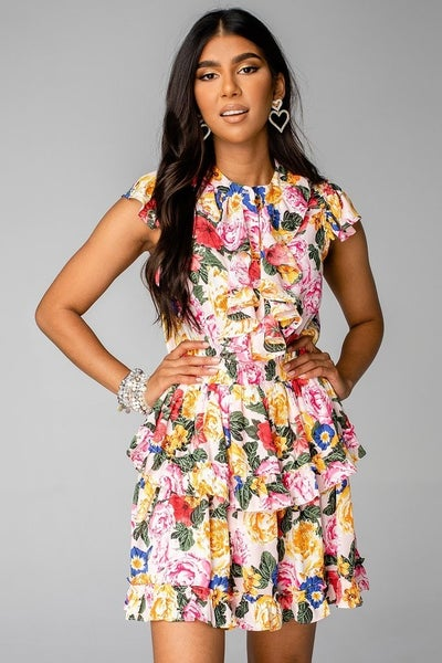The Monet Astrid Dress