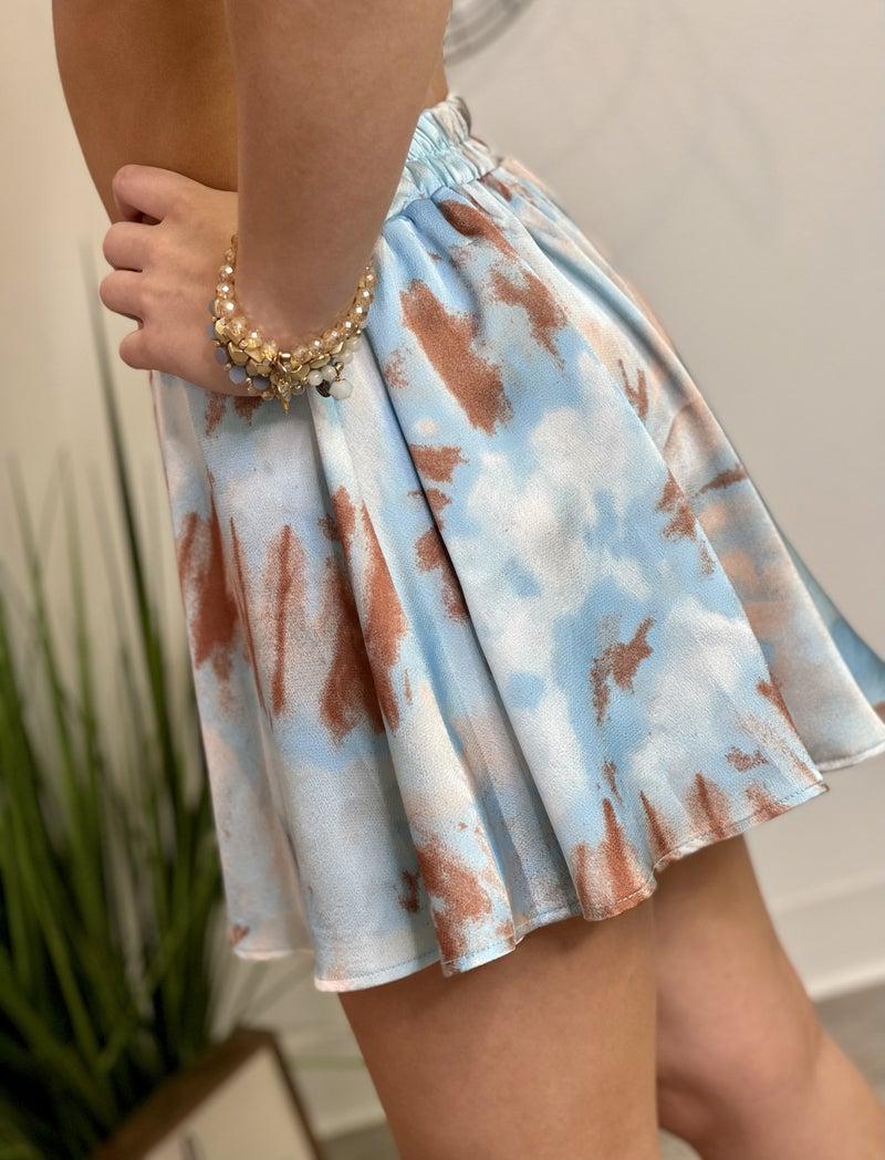 The Aqua Crush Shorts
