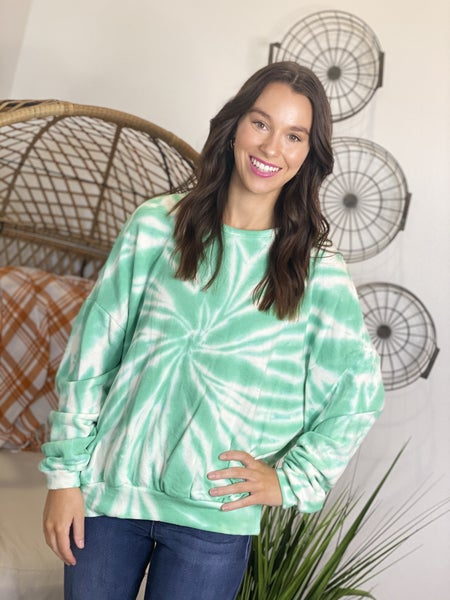 The Mintsicle Pullover