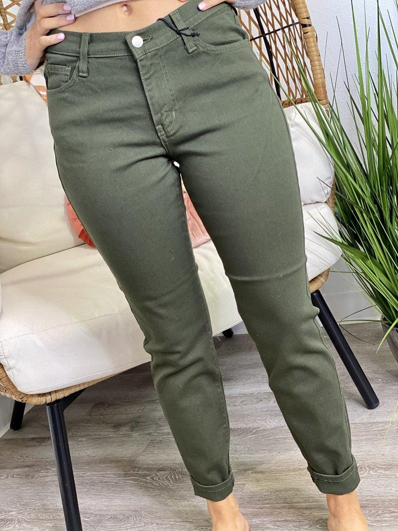 The Brandt Boyfriend Jeans