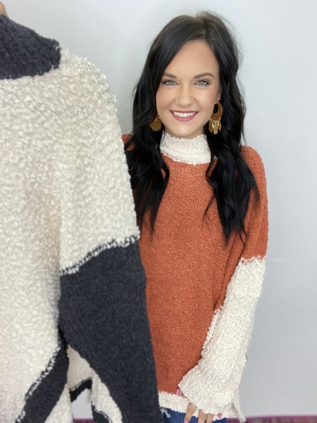 The Skye Sweater-2 Colors