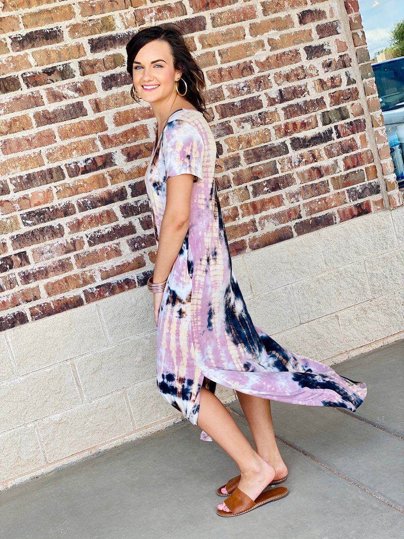 The Dyed Lounge Maxi