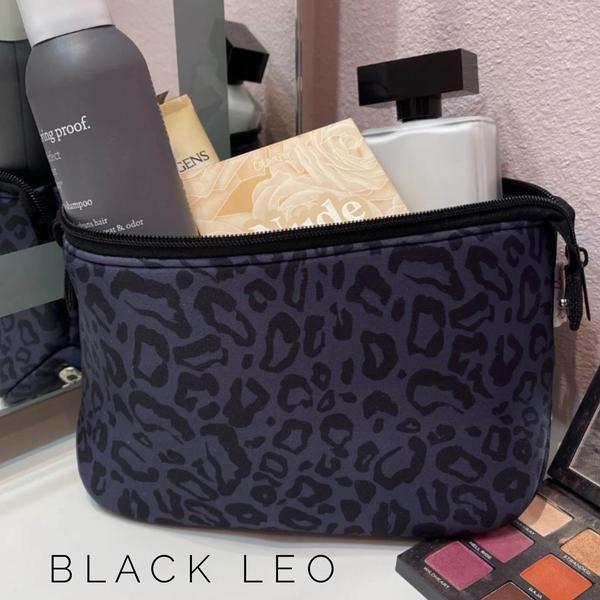 The JL Neoprene Cosmetic Bag-7 Colors