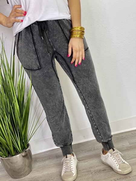 The Basic Joggers - All Sizes