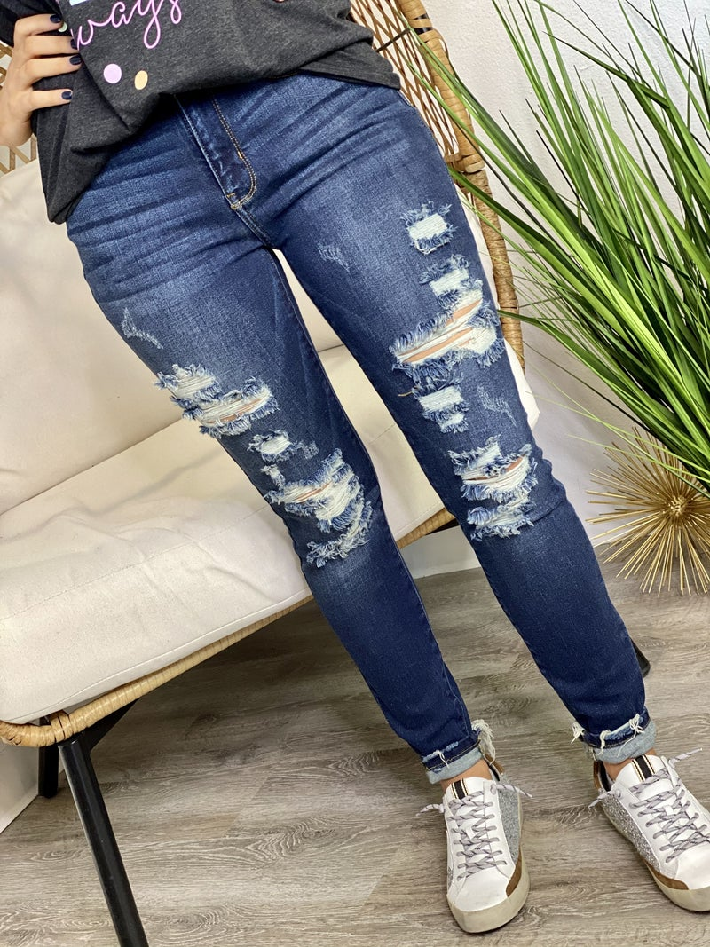 The Allison Skinnies - All Sizes