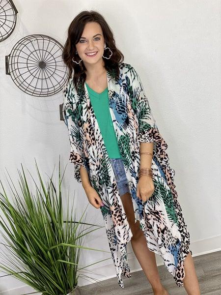 The Cordelia Kimono