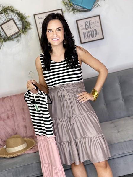 The Tabatha Dress - 2 Colors