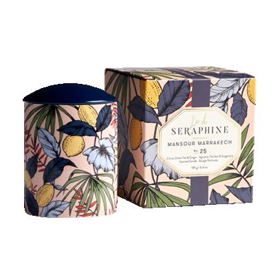 Medium L'or de Seraphine Candles - LOTS
