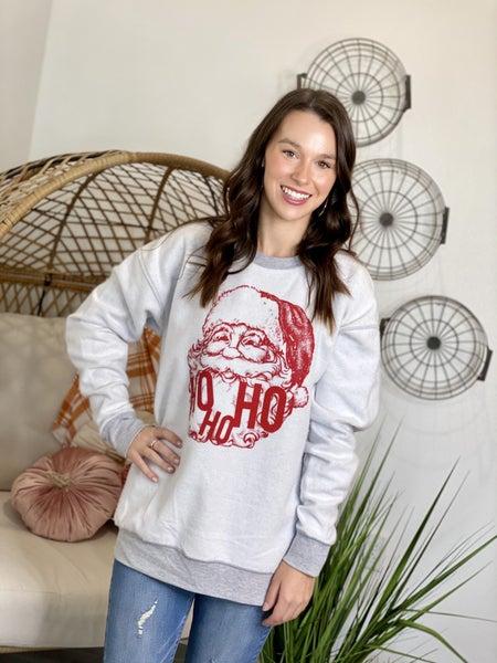 Santa Ho Sweatshirt