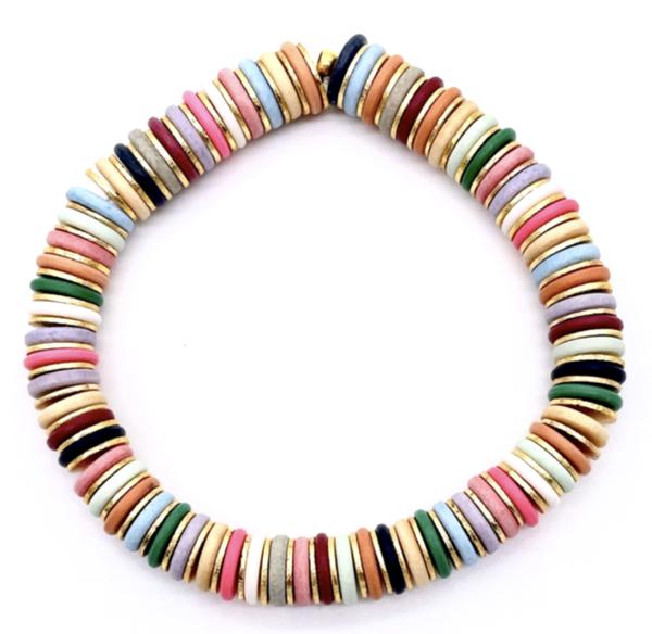 Malibu Disk Bracelet - 2 Colors