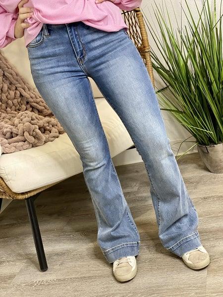 The Bonnie Flares Jeans