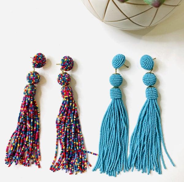 The Thomas Earrings - 2 Colors