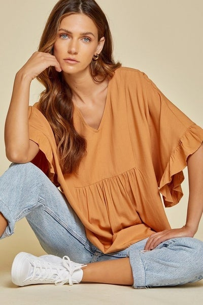The Andree Fiona Top-All Sizes/Colors