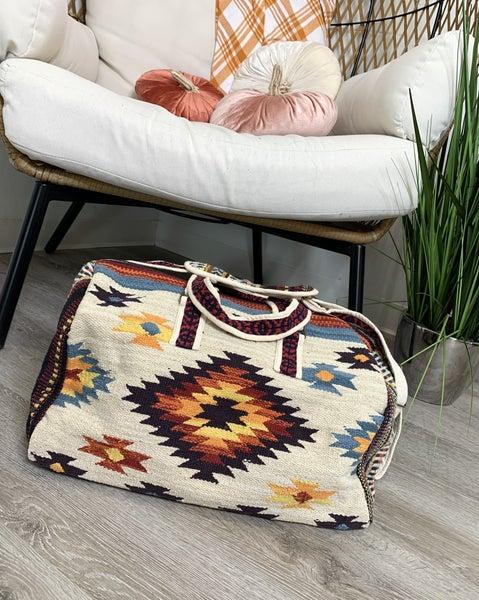 The Navajo Duffle