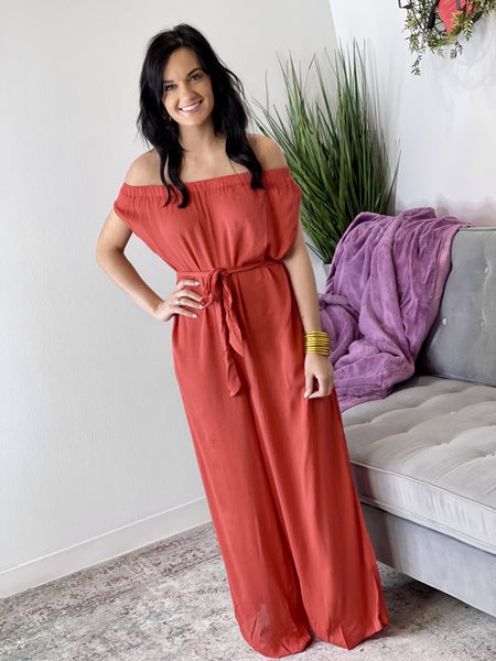 The Pretty Woman Jumpsuit - All Sizes