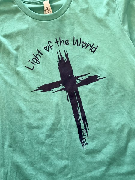 Light Of The World Tee