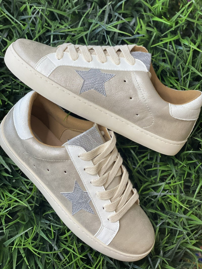 The Champagne Summer Star Sneaks