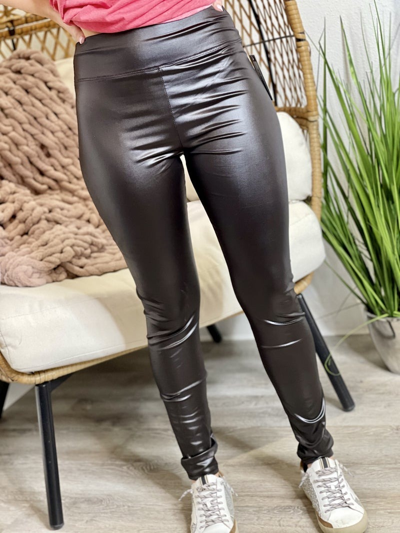 The Catwoman Leggings - All Sizes