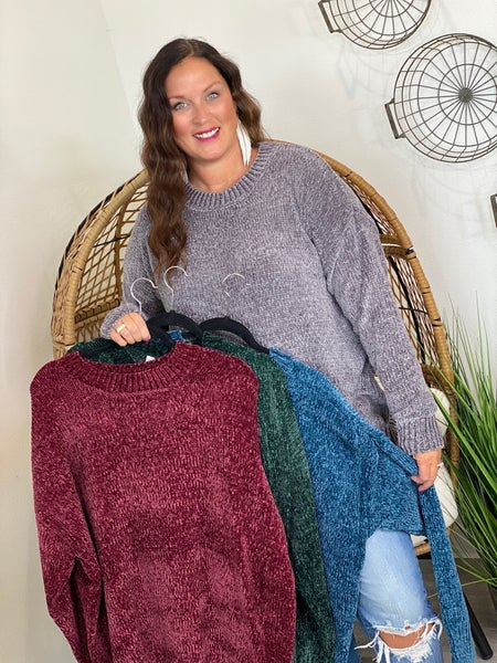 LD STEAL #16: CURVY Perfection Sweater