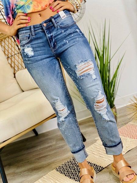 The Weekend Boyfriend Jeans