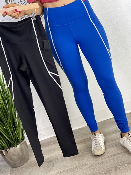 The Stitch Me Up Leggings - 2 Colors, All Sizes