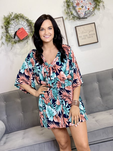 The Retreat Romper in All Sizes