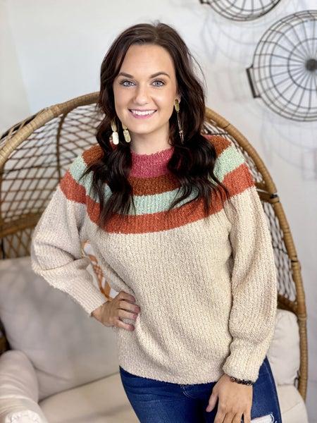 The Boho Gal Sweater