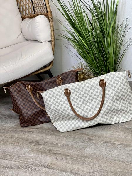 Checkmate Weekender Bags-2 Colors
