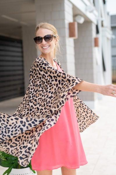 The Let's Cruise Kimono-6 Colors