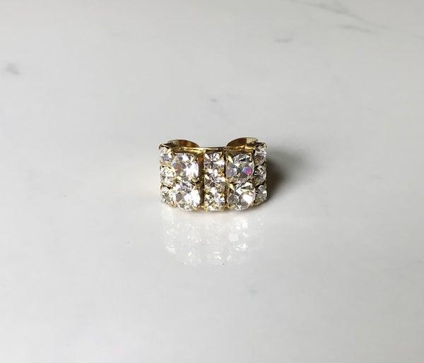 The Mega Crystal Ring