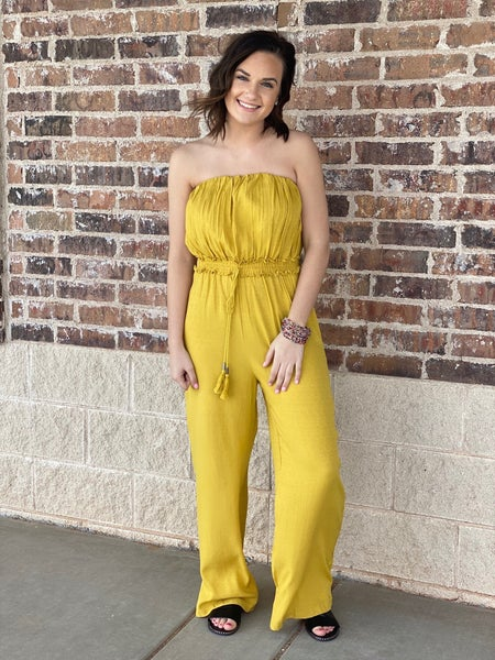 The Weekend Jumpsuit