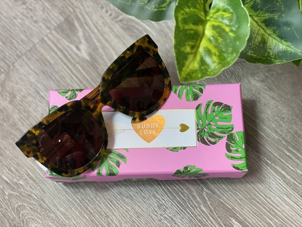 The Heather Brown Sunnies