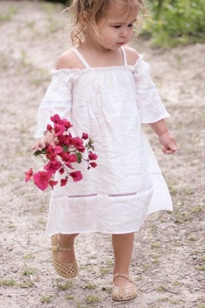 The Madeline Kids Dress-4 Colors