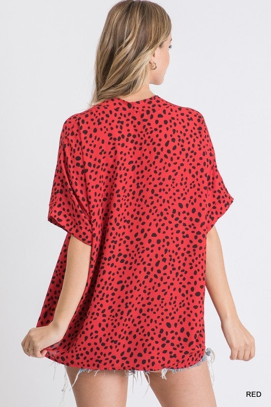 The Spotted Smith Top-2 Colors