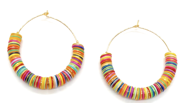 Spring Mix Hoops