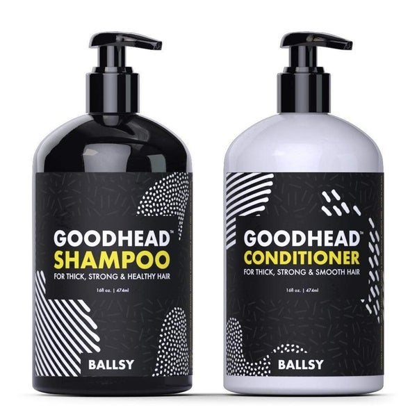 Goodhead Shampoo and Conditioner