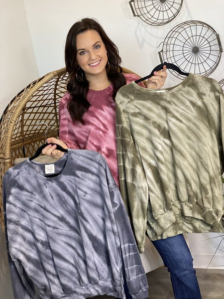 The Kendra Pullover
