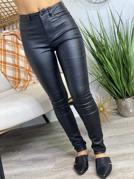 The Foxy Faux Skinnies
