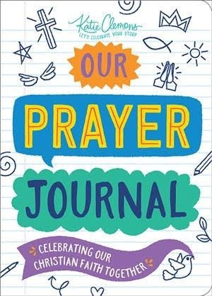 Our Prayer Journal Book