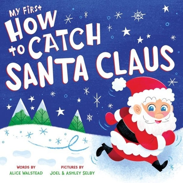 My First How to Catch a Santa Claus Book