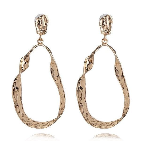 The Golden Bag Earrings