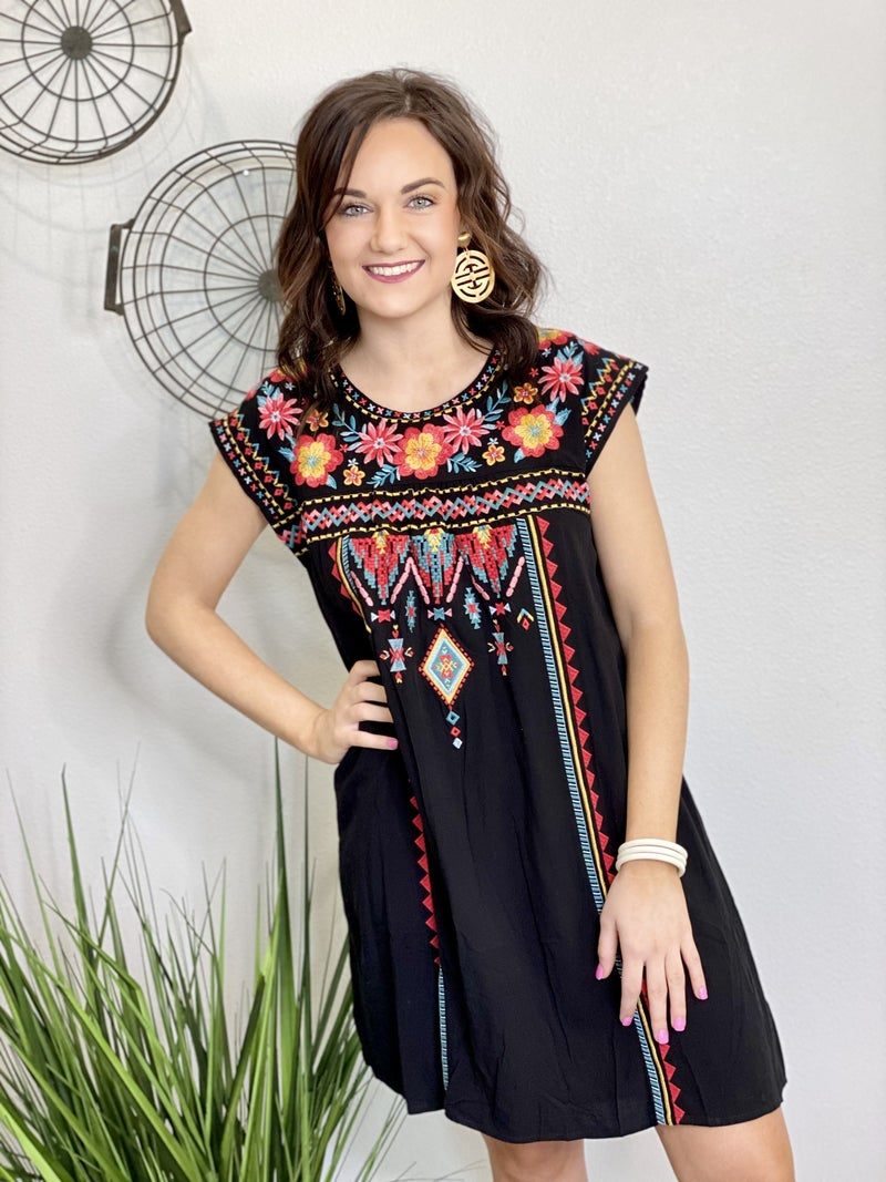 The Flirty Fiesta Dress