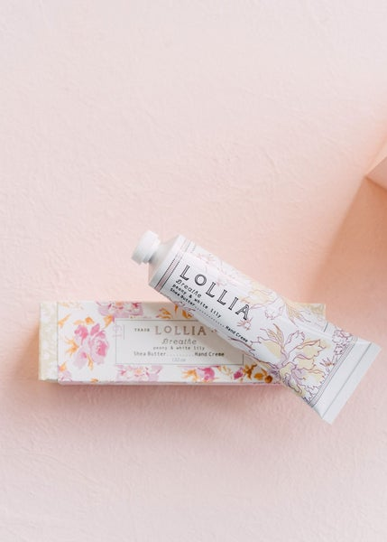 Lollia Travel-Size Handcreme
