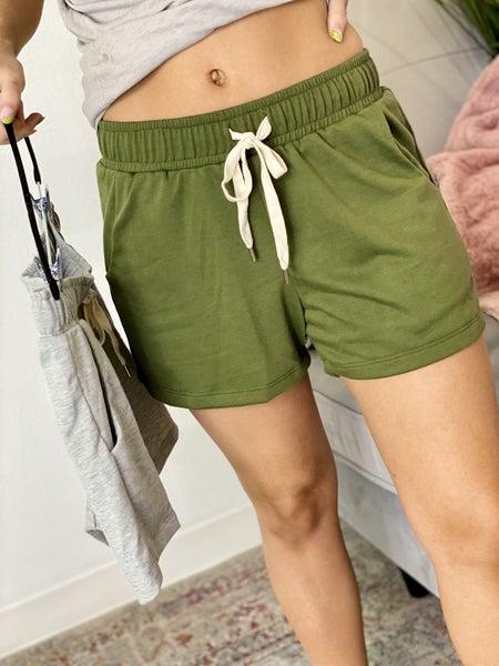 The Breezy Shorts- 4 Colors