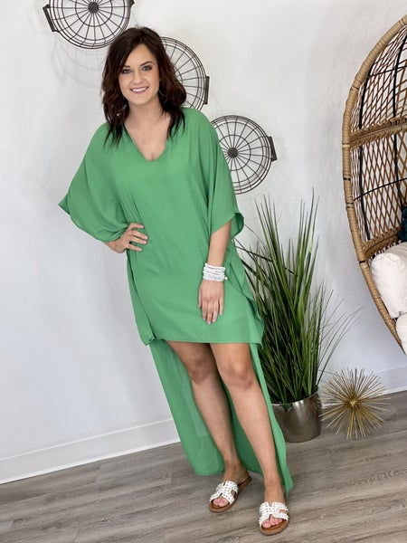 The Kelly Hi-Lo Dress