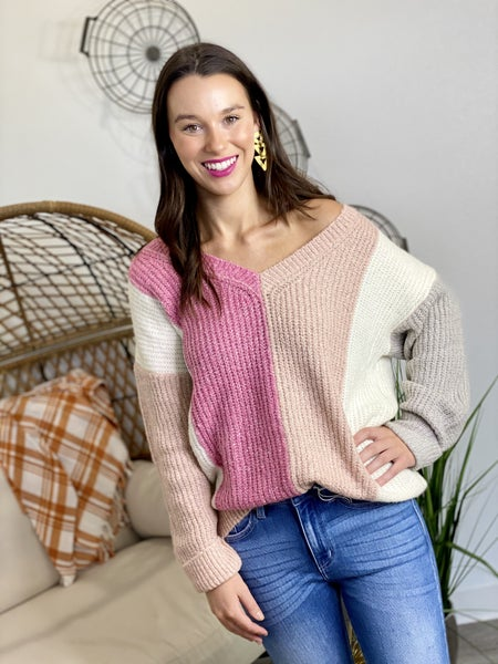 The Kori Baby Sweater