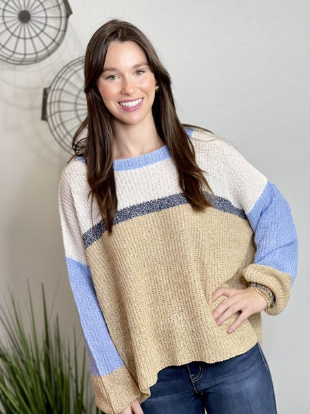 The Peri Sweater