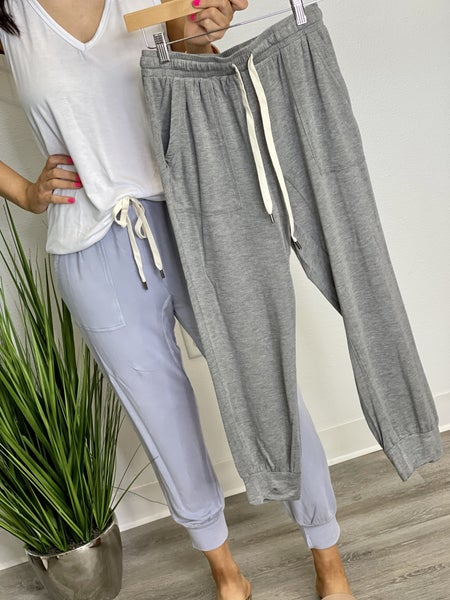 The Lush Joggers-2 Colors and All Sizes