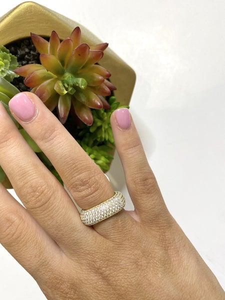 Large Charlotte Rings